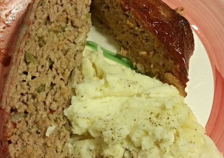 Nessa's Meat Loaf