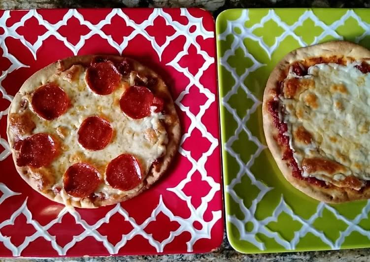Recipe of Quick Kid Friendly Flat bread Pizzas