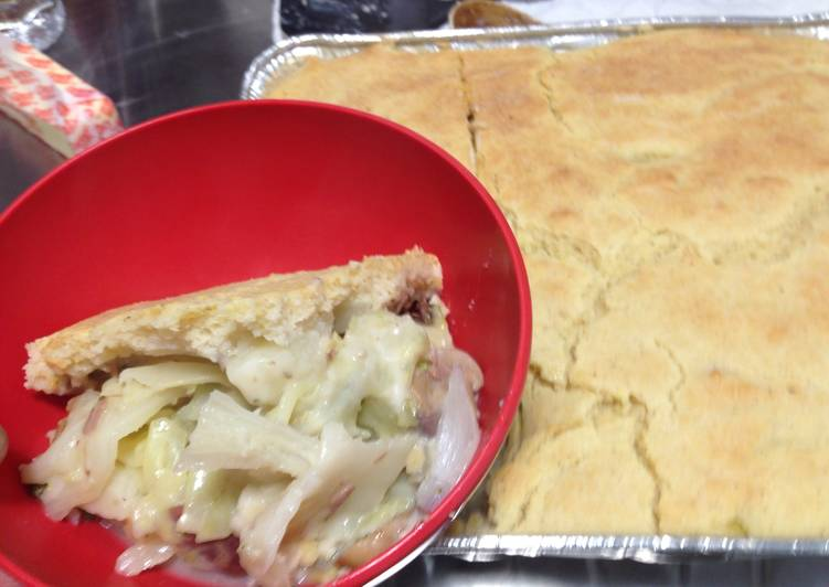 Country Cabbage Bake