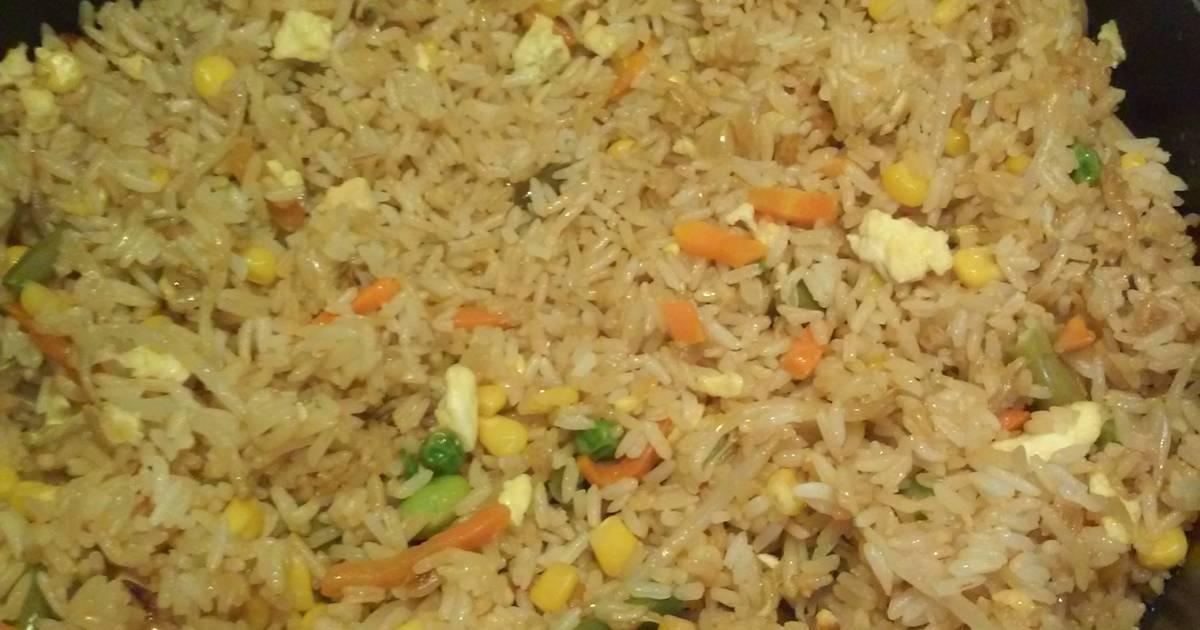 Hibachi Style Fried Rice | Jennifer Cooks |Hibachi Style Fried Rice