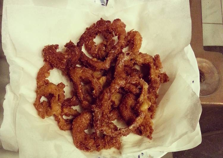 Easiest Recipe: Delicious Easy Onion Rings!