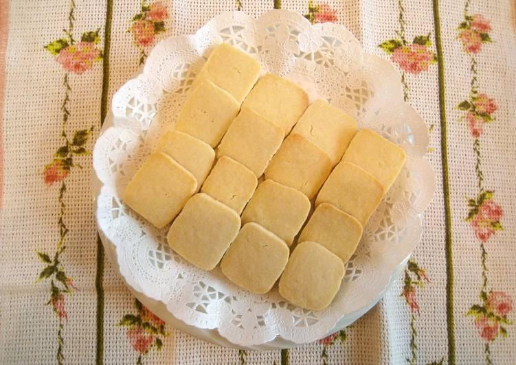 Crisp Condensed Milk Cookies Recipe By Cookpad Japan Cookpad