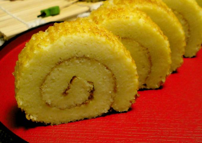 Simple Datemaki Rolls in the Oven