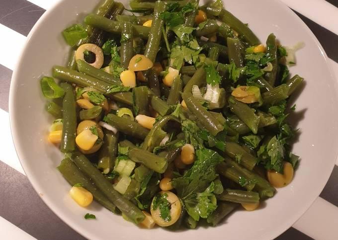 Fine Beans Salad