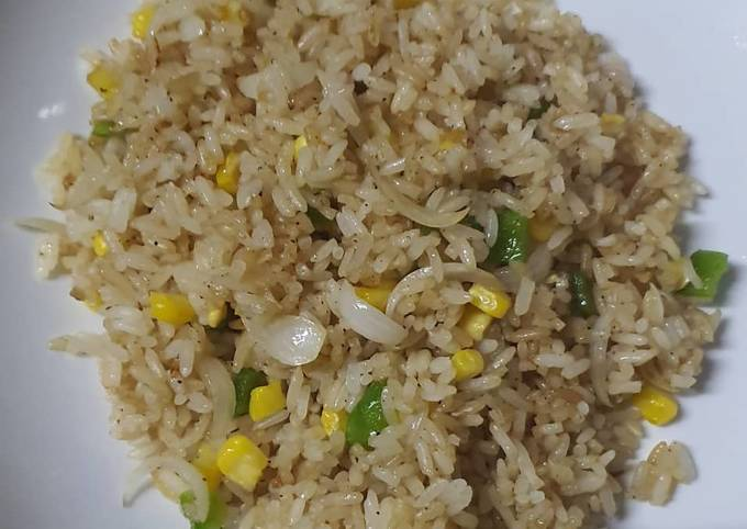 Quick and Delicious Rice Side Dish