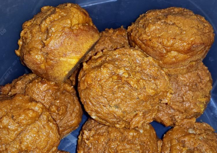 Recipe: Delicious Skinny Muffins