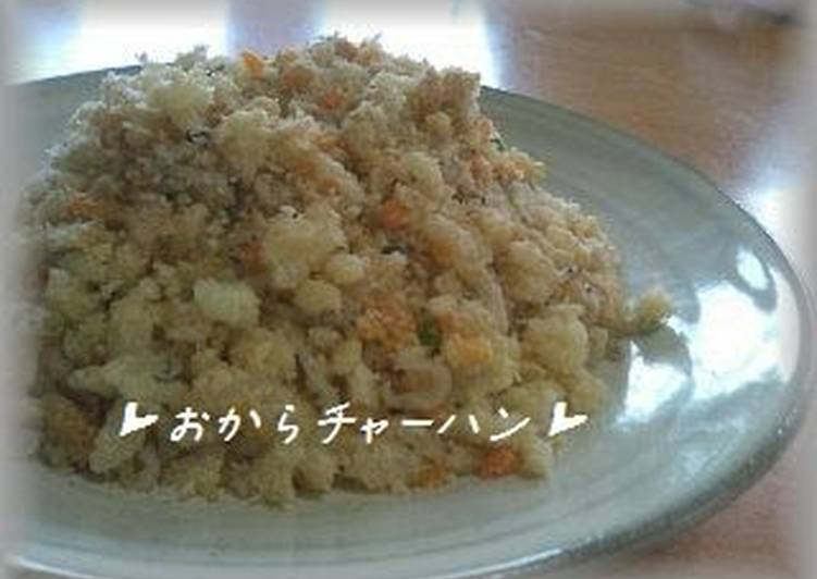 Okara Fried Rice