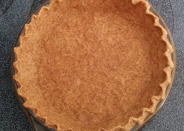 Hazelnut Pie Crust (paleo)