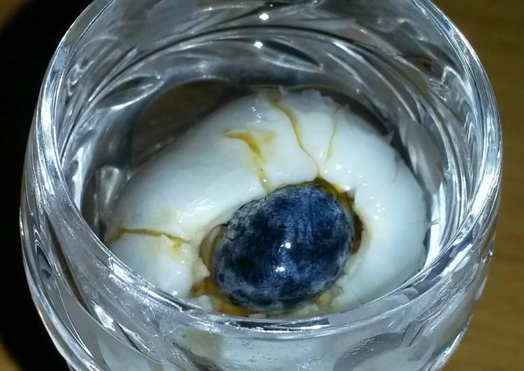 Sig's Lychee Eyeballs #halloweencontest #myfavouriterecipes