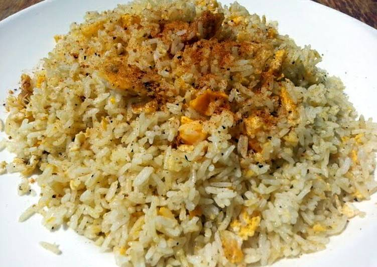 Morrocan Spiced Fried Rice