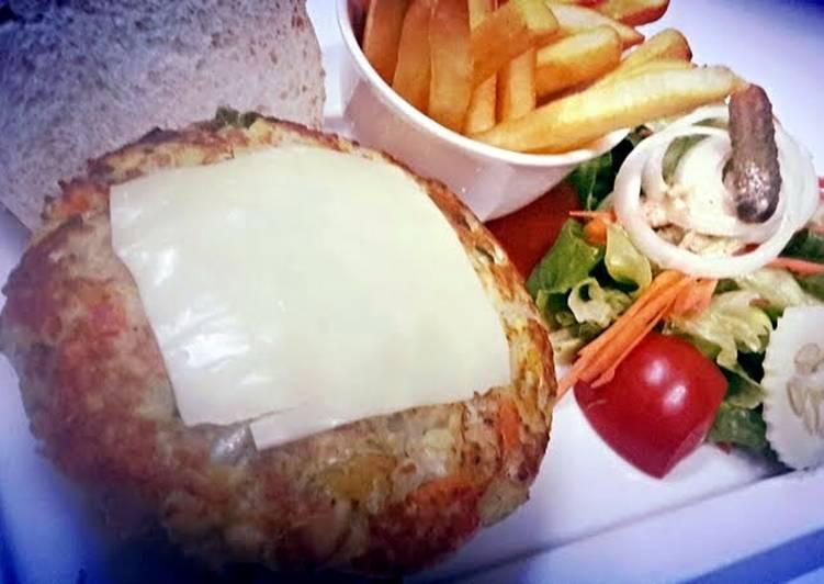 Kanya's Veggies Burgers