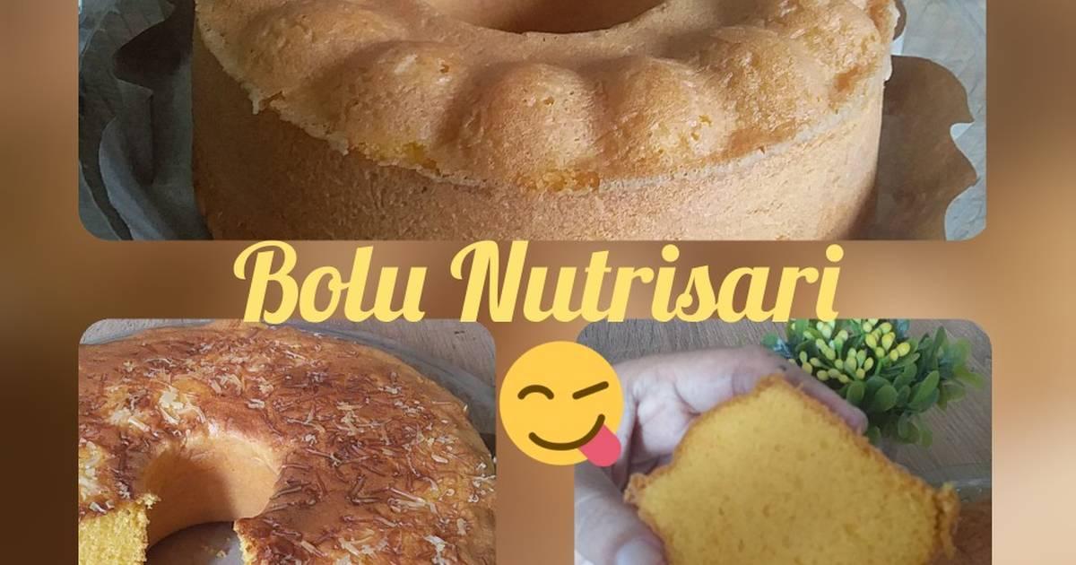 95 Resep Bolu Panggang Nutrisari Jeruk Enak Dan Sederhana Ala Rumahan Cookpad