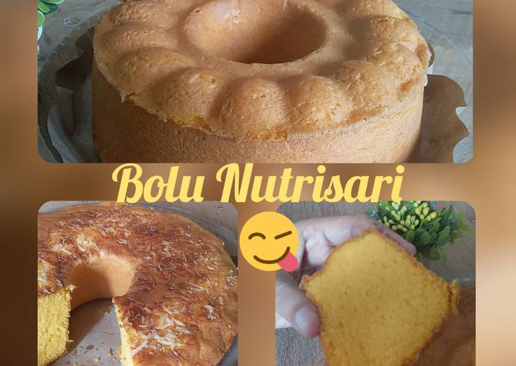 Bolu Nutrisari Panggang