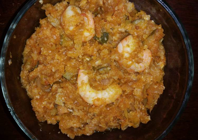 Eating 14 Superfoods Is A Great Way To Go Green And Be Healthy Shrimp and veggie stew