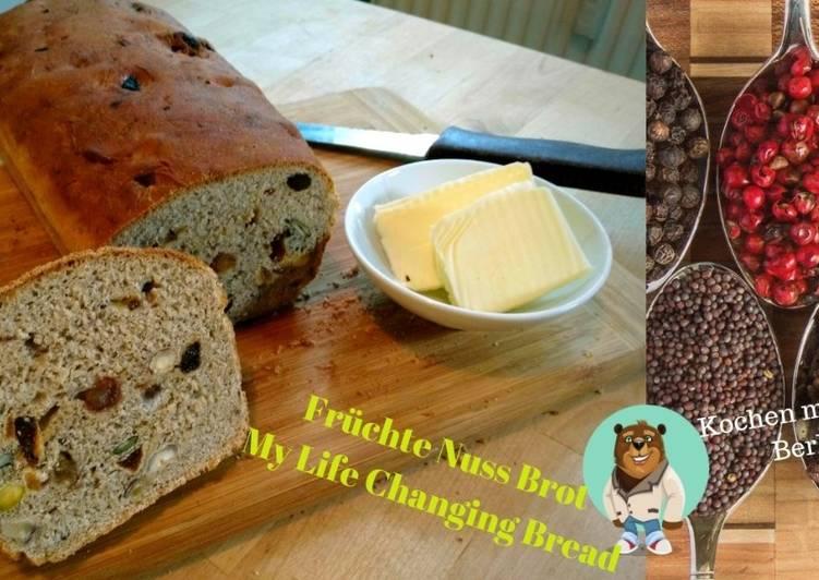 LIFE CHANGING BREAD my personal, self-baked bread (Selbst gebackenes Brot)
