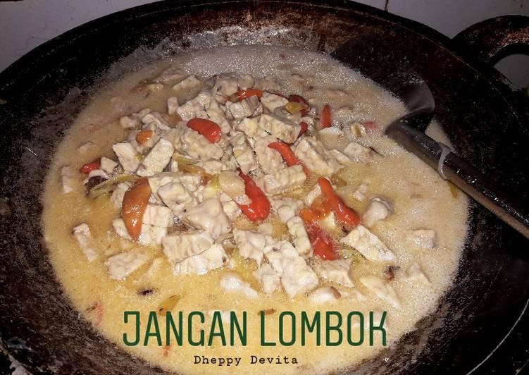 Jangan Lombok (Khas Gunung Kidul - Jogja) Endesss