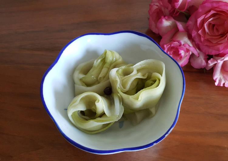 Recipe of Quick Pickled cucumber