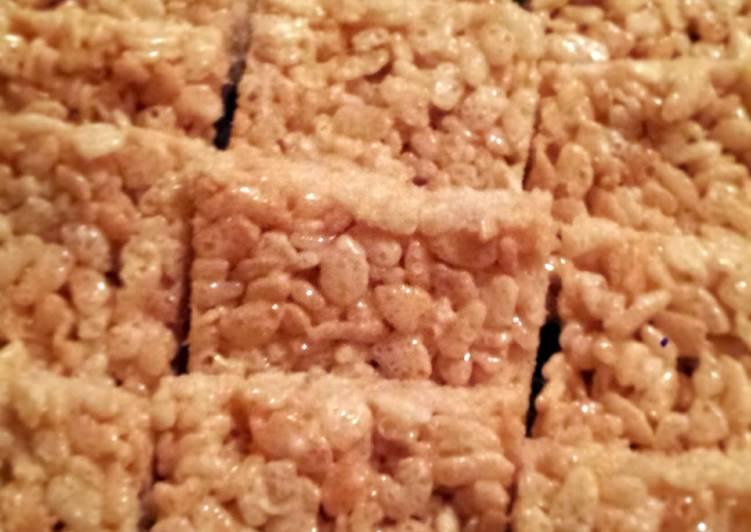 Simple Way to Make Speedy Rice Krispies Treats