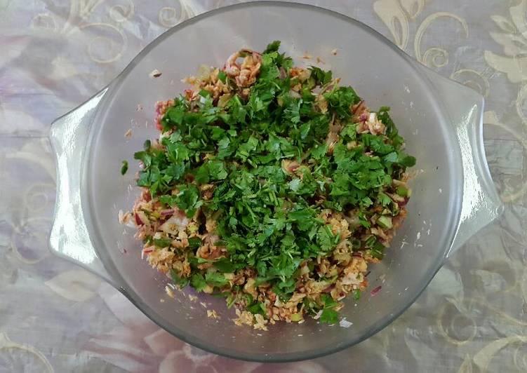 How to Prepare Any night of the week Tuna Fish Salad