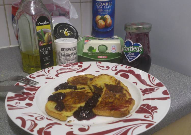 Je voudrais French Toast!