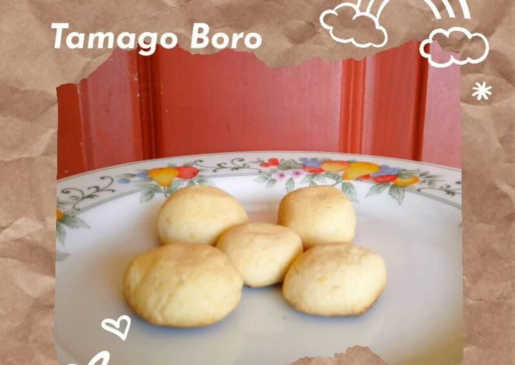 """Tamago Boro """"Cemilan hemat untuk bulan Ramadhan"""""""