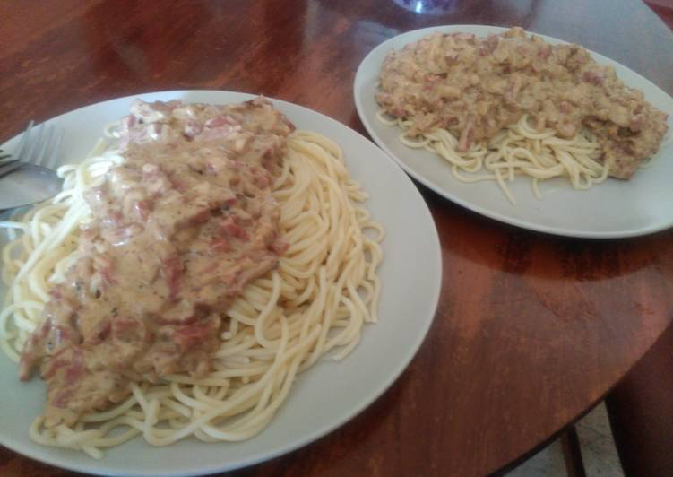 Heavy Carbonara