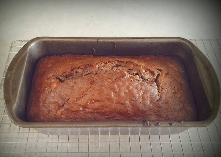 Steps to Make Favorite Apple-berry Bread