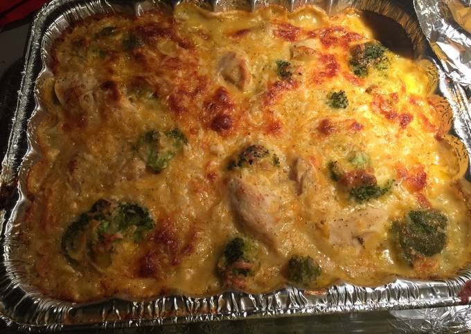 Chicken Breast, Broccoli, Jasmine Rice & Cheese