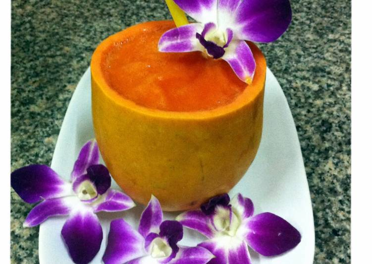 Dining 14 Superfoods Is A Great Way To Go Green And Be Healthy Hawaiian Papaya