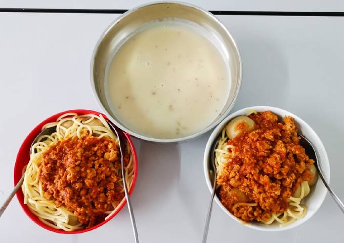 Easiest Way to Prepare Yummy Spaghetti Bolognese
