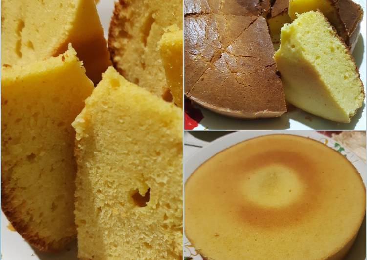 Butter Cake Original ala artha_adhie