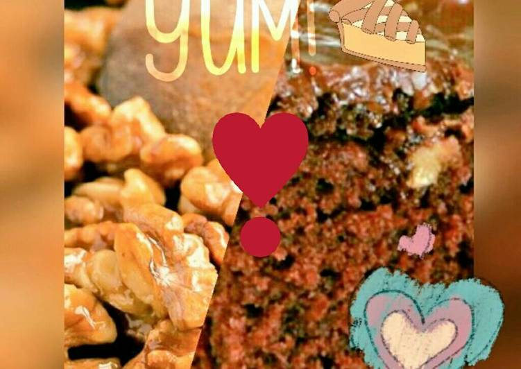 Consume These 7 Superfoods to Go Green for Great Health, Walnut chocolate cake