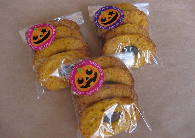 Crispy Kabocha Squash Cookies
