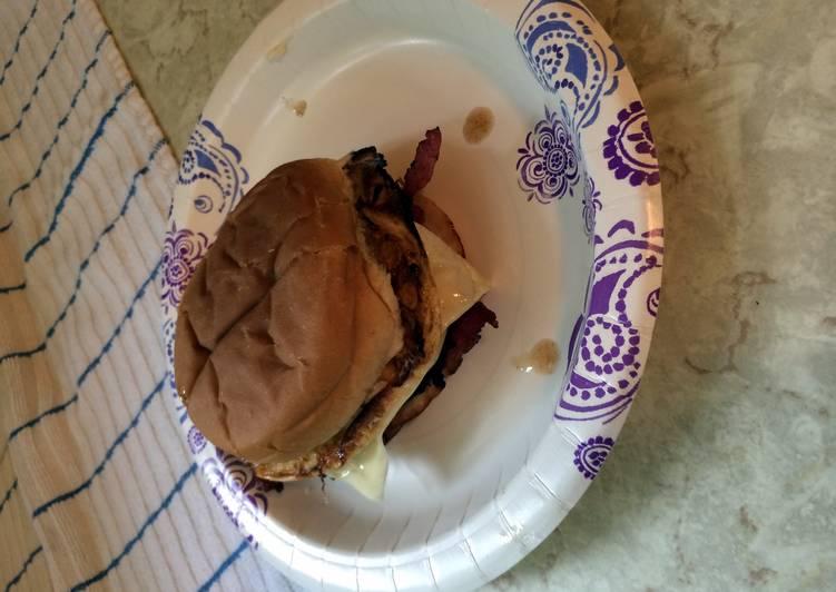 10 Minute Dinner Easy Favorite Loaded Fried Egg Sandwich