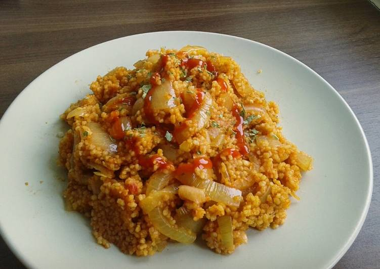 Turkish Couscous