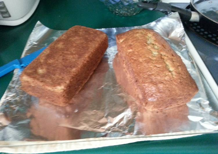 How to Make Yummy banana bread