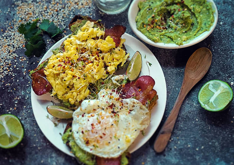 Absolutely Ultimate Dinner Easy Any Night Of The Week Quick Avocado Toast