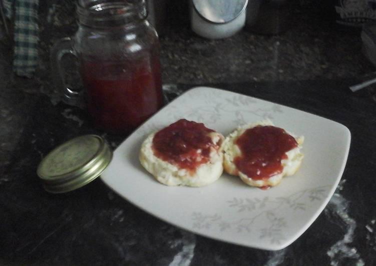 Steps to Make Ultimate Microwave Fresh Strawberry Jam