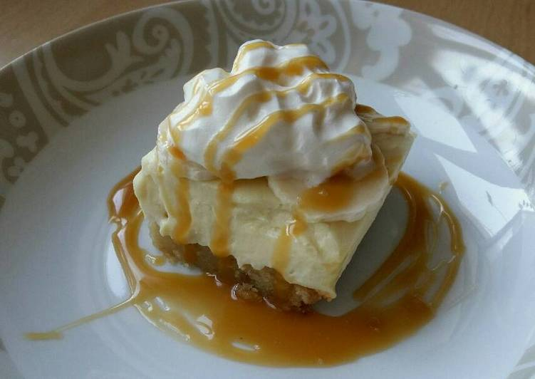 How to Prepare Tasty Vickys Banana Pudding Poke Cake, GF DF EF SF NF