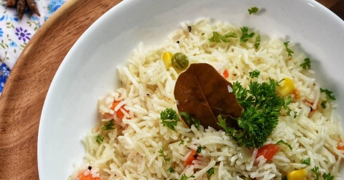 Resep Nasi Pilaf oleh Mommy Nawla#Jeehan - Cookpad