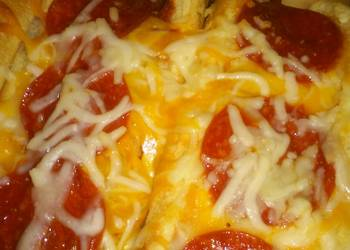 Easiest Way to Prepare Tasty Awesome Pizza Dogs