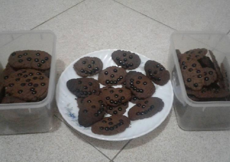 Cookies coklat (goodtime)