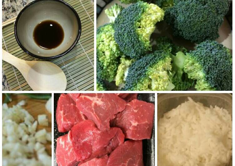 Step-by-Step Guide to Prepare Favorite Beef Broccoli