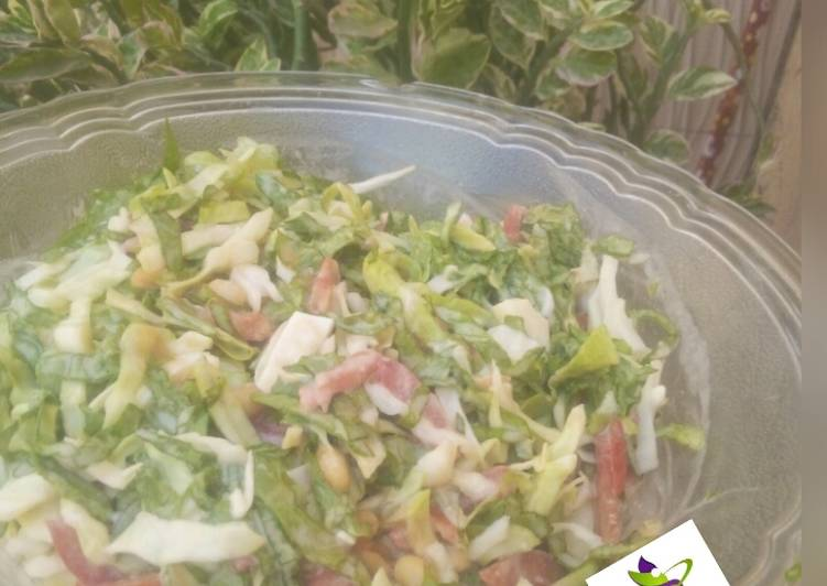 How to Make Top-Rated Cabbage and lettuce salad