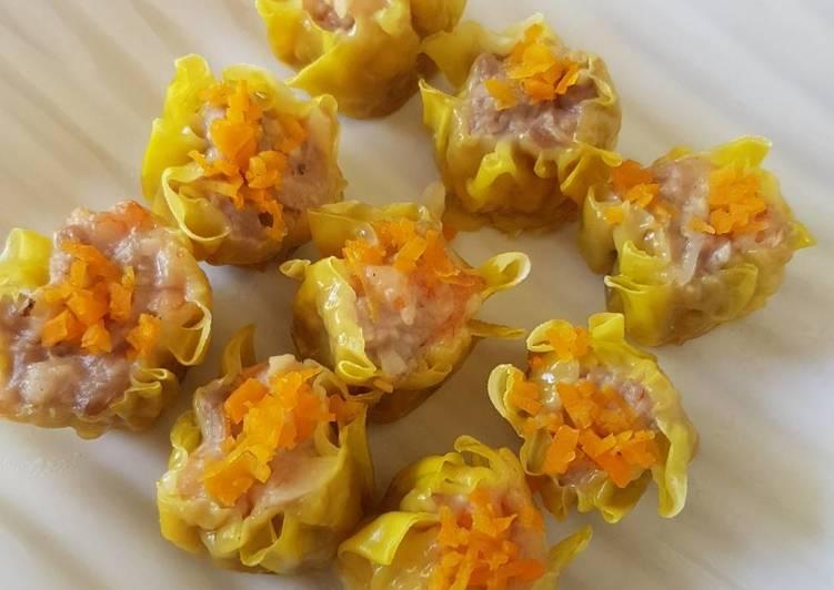Shrimp Pork Shumai