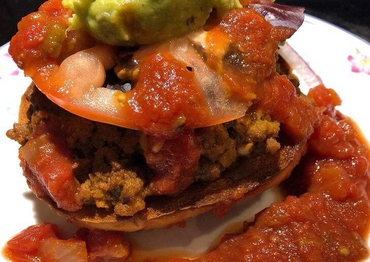 Step-by-Step Guide to Make Favorite Open Face Taco Sandwich