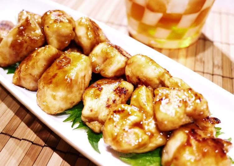 30 Minute How to Prepare Cooking ✿Tender Chicken Fillet Teriyaki with Shio-Koji✿