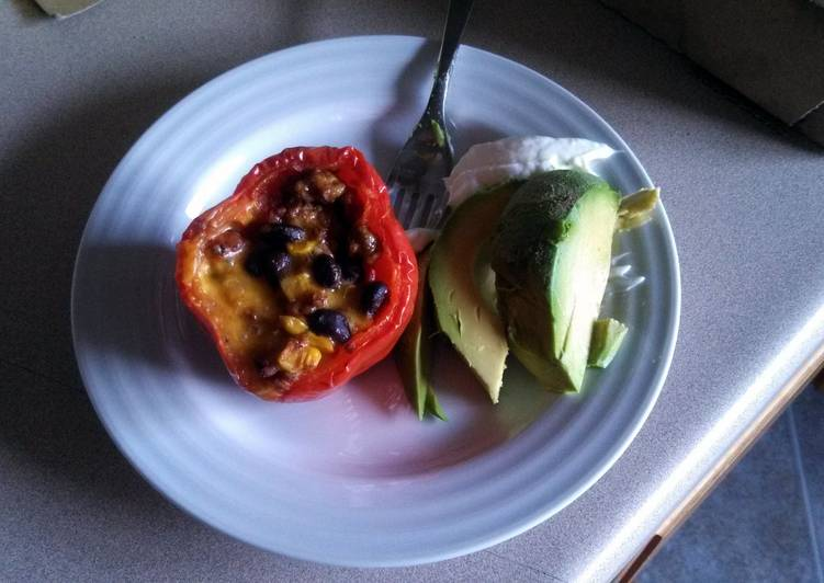 How to Prepare Any-night-of-the-week stuffed peppers