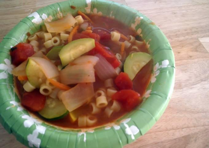 Macaroni Soup