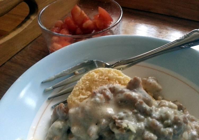 Recipe of Any-night-of-the-week skye's sausage gravy